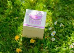Box na chrzciny dla dziewczynki
