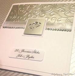25 rocznica ślubu-Srebrne Gody
