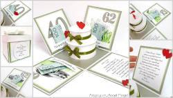 Jubileusz ślubu i urodziny w jednym