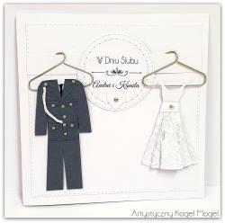 Ślub z mundurowym