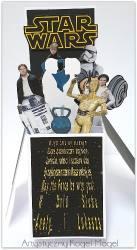 Ślubny Star Wars