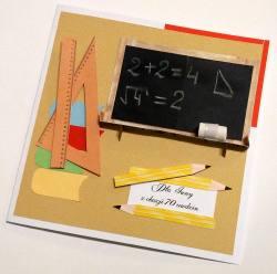 Dla nauczycielki matematyki