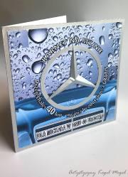 Kartka dla fana Mercedesa nr3