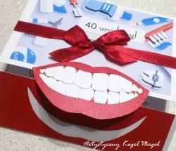 Kartka stomatologiczna