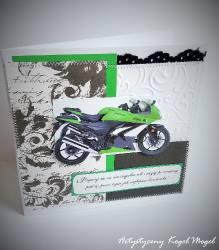 Kobiece Kawasaki