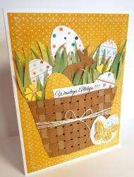 Koszyk z jajkami